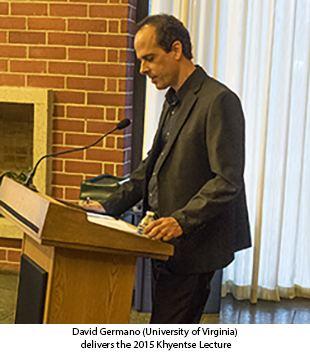 David Germano 2015 Khyentse Lecture Buddhist Studies University of California
