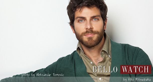 David Giuntoli David Giuntoli Covers Bello Magazine39s March Issue