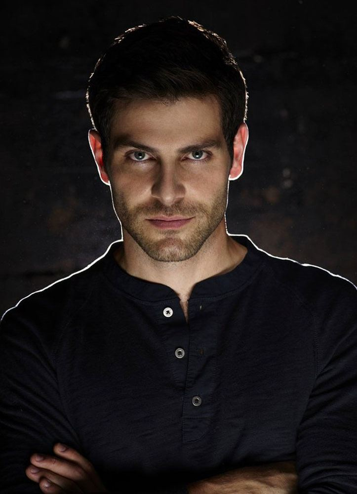 David Giuntoli David Giuntoli Talks Grimm Season 4 His Character39s