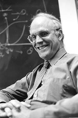 David Gross Cal alum David Gross PhD 66 shares Nobel Prize in Physics