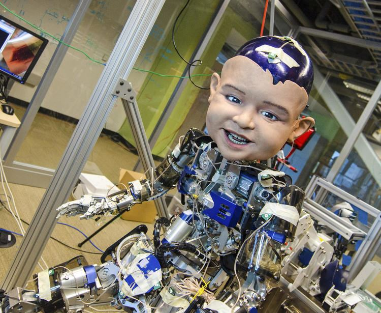David Hanson (robotics designer) Robot expert planning to turn Hong Kong into android city
