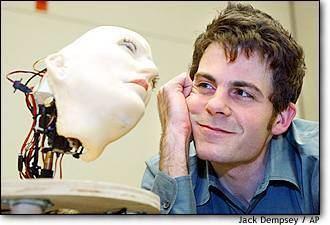 David Hanson (robotics designer) David Hanson fully David Franklin Hanson Jr Great