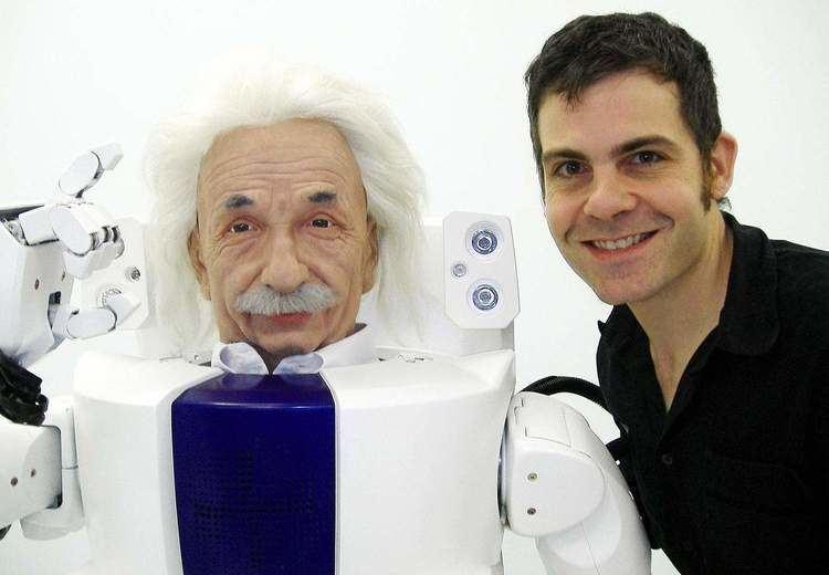 David Hanson (robotics designer) Hanson Robotics Ltd We bring robots to life