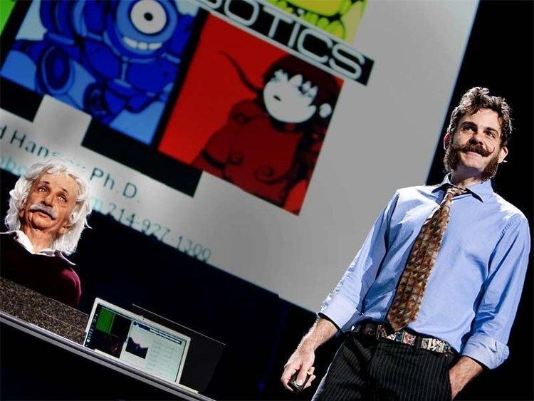 David Hanson (robotics designer) David Hanson Robots that quotshow emotionquot TED Talk TEDcom