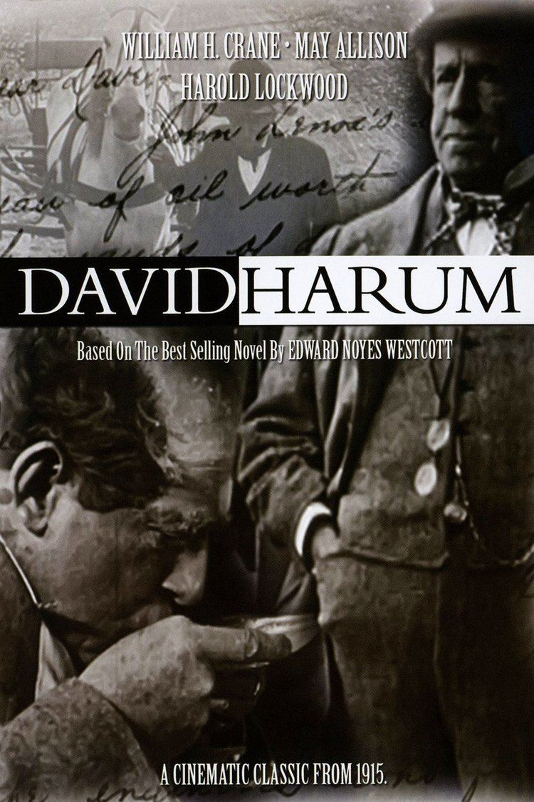 David Harum (1915 film) wwwgstaticcomtvthumbdvdboxart10012423p10012