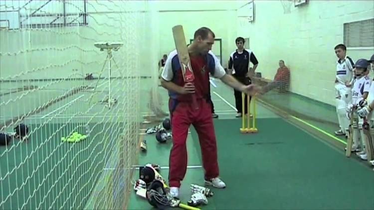 David Hemp (Cricketer) playing cricket