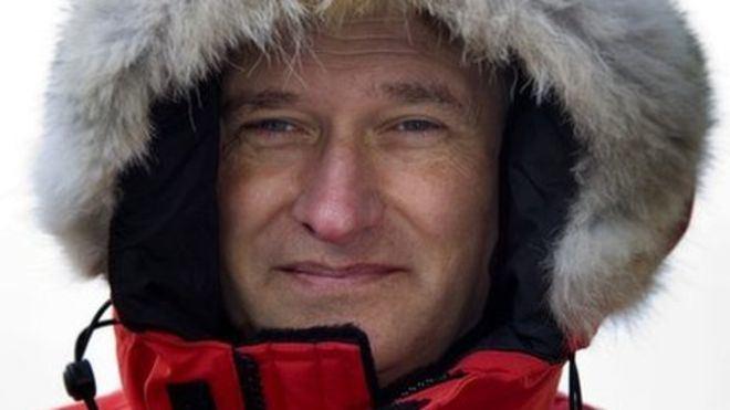 David Hempleman-Adams David HemplemanAdams awarded Polar Medal by the Queen BBC News