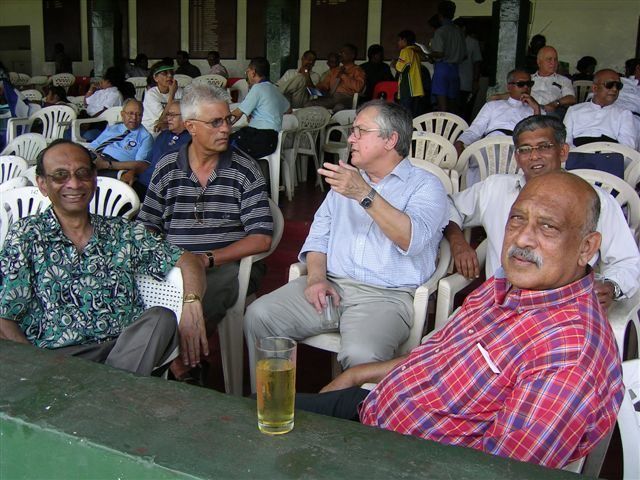 David Heyn (Cricketer) family