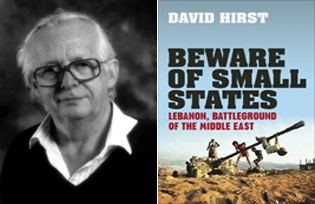David Hirst (journalist) Interview with David Hirst The Global Dispatches
