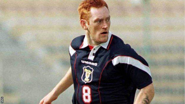 David Hopkin BBC Sport Greenock Morton David Hopkin appointed