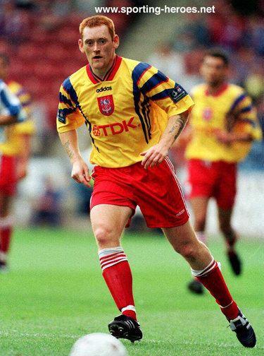 David Hopkin David HOPKIN League Appearances Crystal Palace FC
