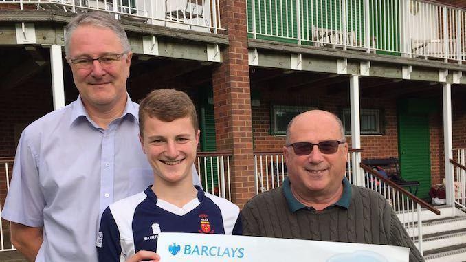 David Hopkins (cricketer) Life Leisures David Hopkins Foundation helping young Stockport