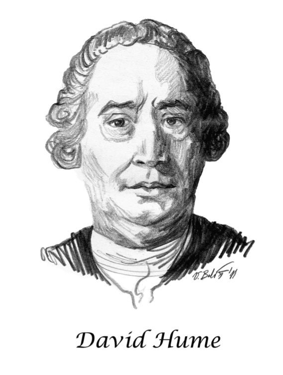 David Hume David Hume39s Genuine Theism With All I Am