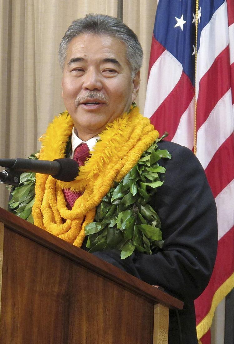 David Ige Hawaii inaugurates second JapaneseAmerican governor The