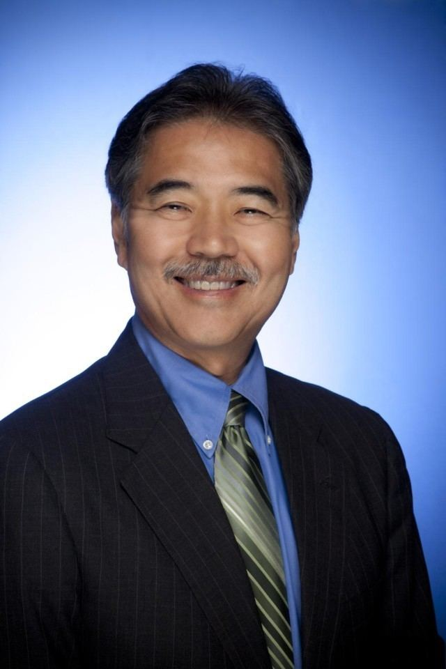 David Ige David Ige Becomes the First Challenger in Hawaii
