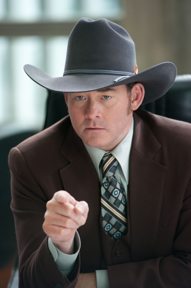 David Koechner Anchorman 2 Interview Will Ferrell and David Koechner