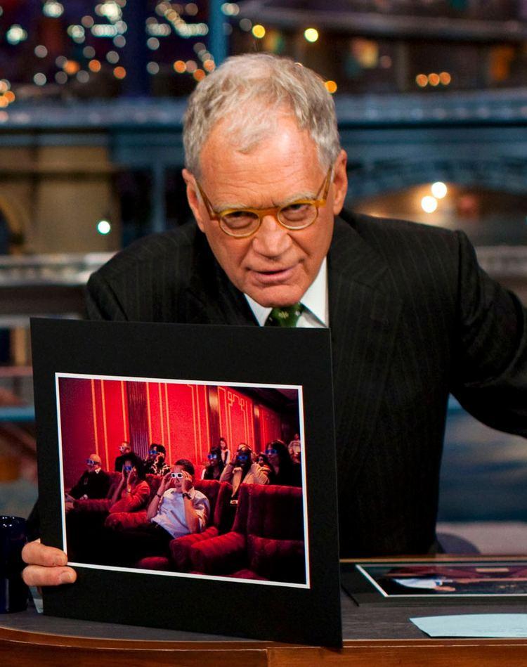 David Letterman David Letterman Wikipedia the free encyclopedia