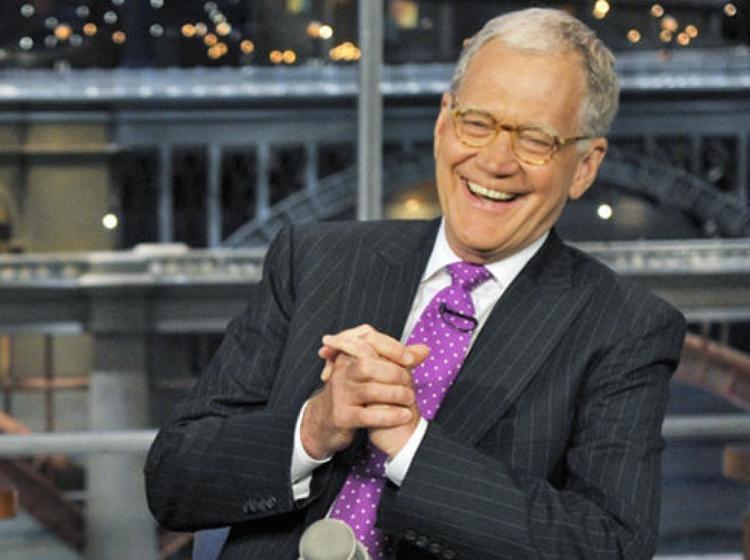 David Letterman David Letterman Stereogum