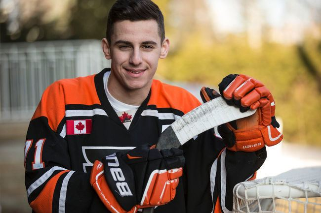 David Levin (ice hockey) David Levin of Israel to go first overall in OHL draft