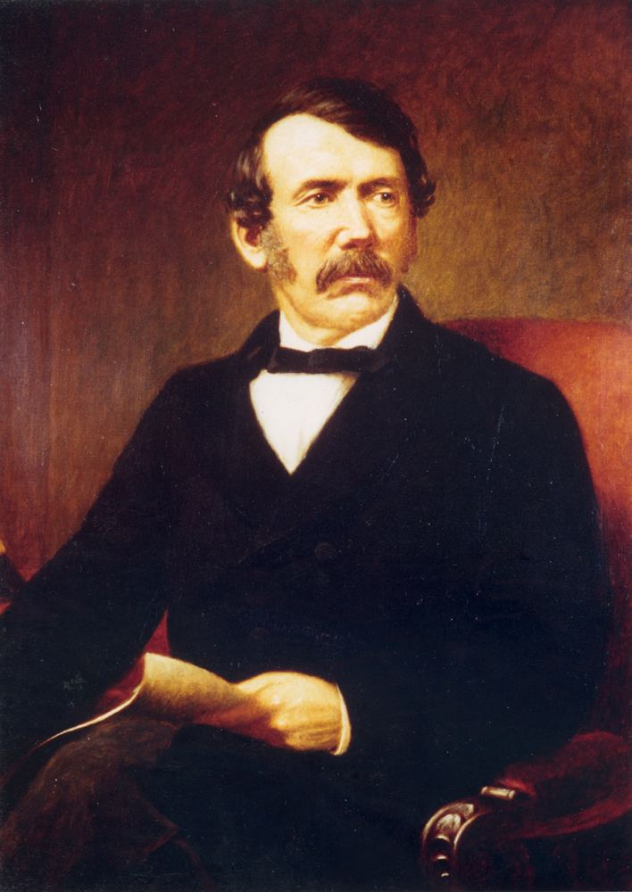David Livingstone University of Glasgow Story Biography of David
