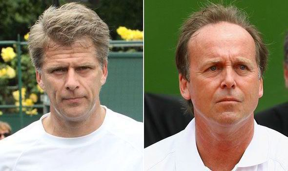 David Lloyd (tennis) Andrew Castle apologises and pays damages to David Lloyd