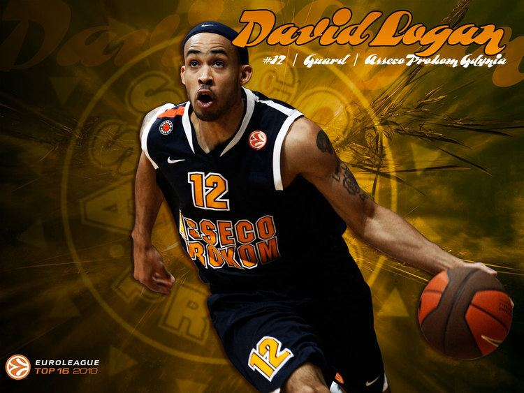 David Logan (basketball) David Logan TOP 16 2010 Welcome to EUROLEAGUE BASKETBALL
