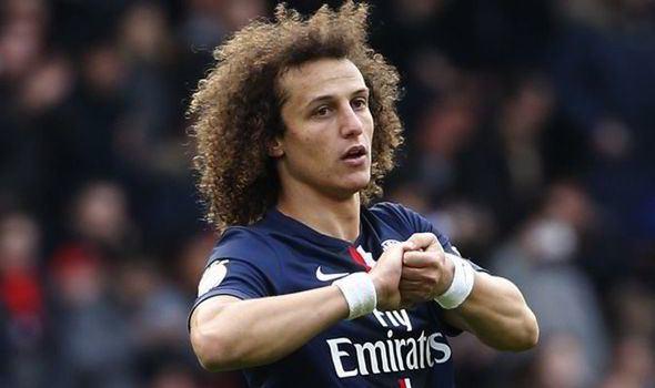 David Luiz David Luiz Chelsea are NOT favourites for PSG clash