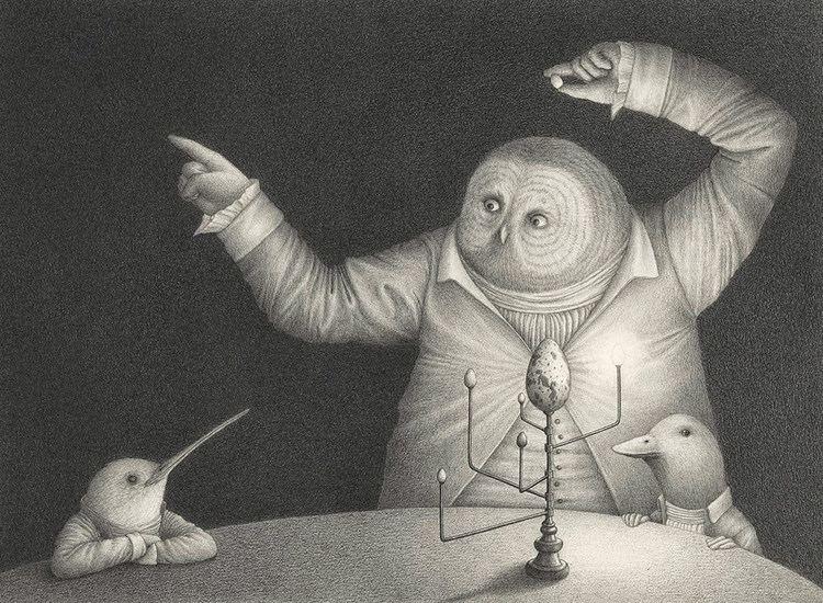 David Álvarez (artist) Illustrator Spotlight David lvarez BOOOOOOOM CREATE INSPIRE