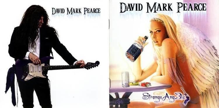 David Mark Pearce David Mark Pearce Strange Ang3ls 2011 Covers Covers Hut
