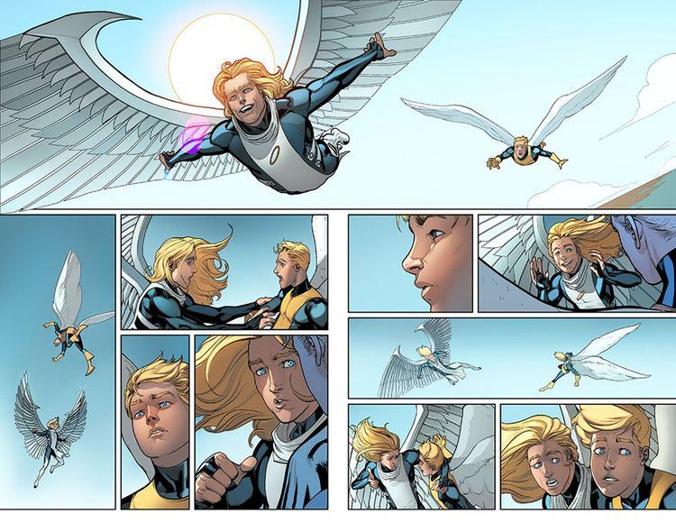 David Marquez (comics) Marvel39s David Marquez talks XMen SpiderMan 3D graphic