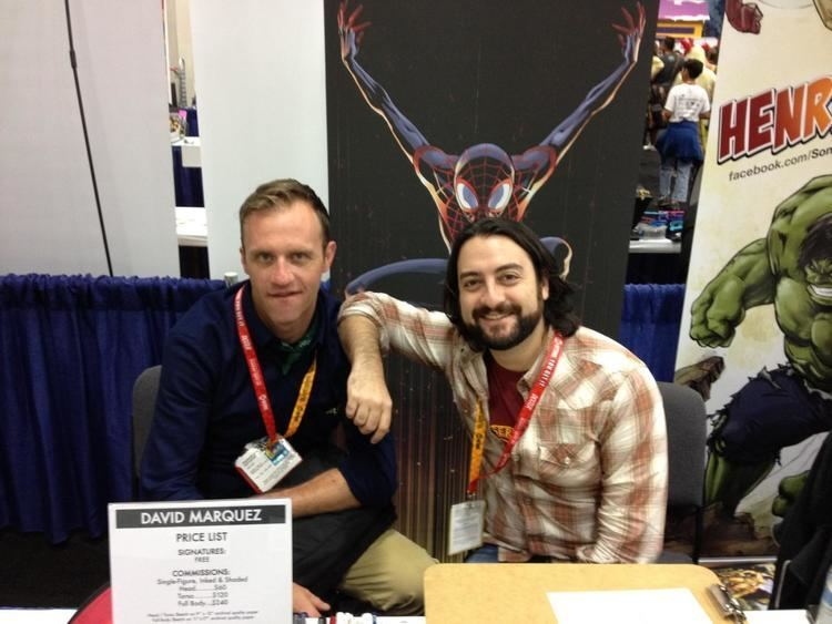David Marquez (comics) David Marquez On The Joy Of 3D Bleeding Cool Comic Book