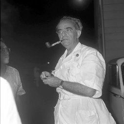 David Marshall (Singaporean politician) David Marshall Singapores First Chief Minister Archives Online