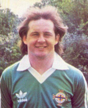 David McCreery David McCreery Northern Ireland39s Greatest Ever Team