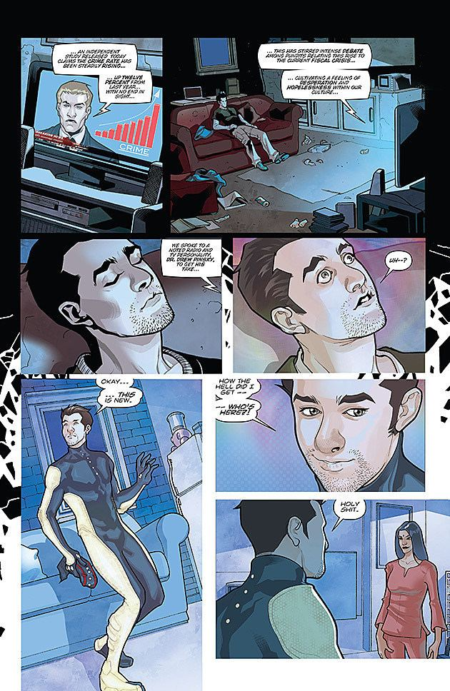 David Messina Best Sequential Art Ever This Week