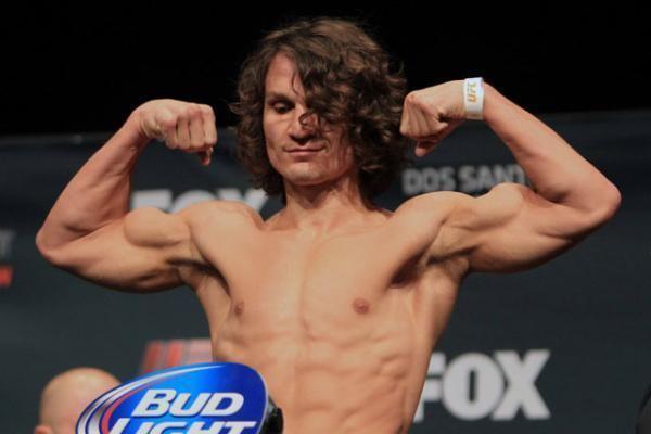 David Michaud David quotBulldawgquot Michaud MMA Stats Pictures News Videos