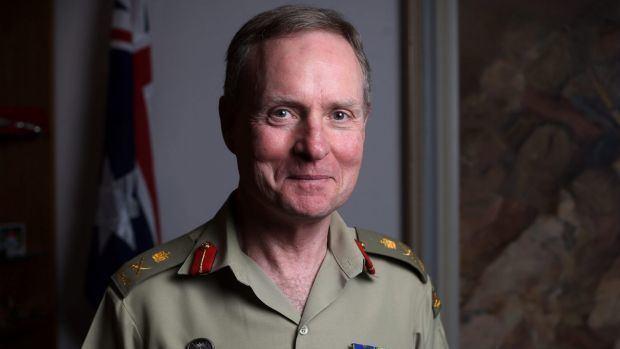 David Morrison Former army chief David Morrison Australia should honour domestic