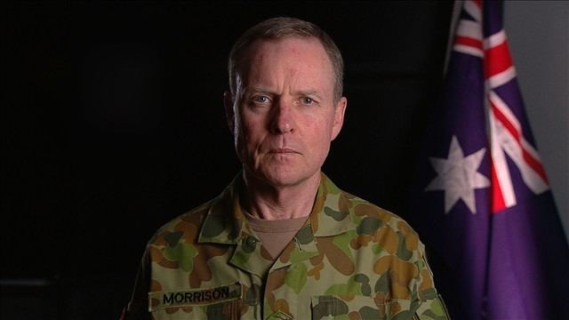 David Morrison Lieutenant General David Morrison AO Retd ANU