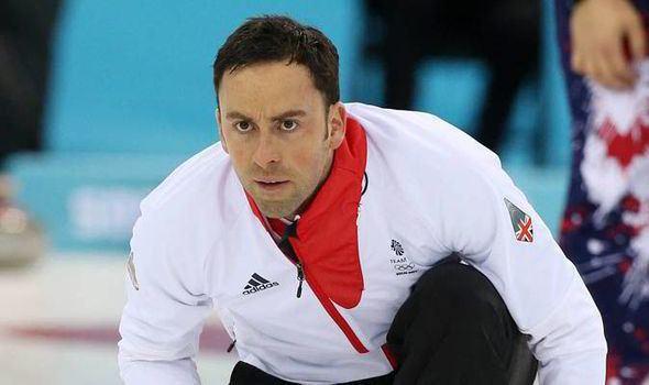 David Murdoch WINTER OLYMPICS David Murdoch steps up to plate as GB
