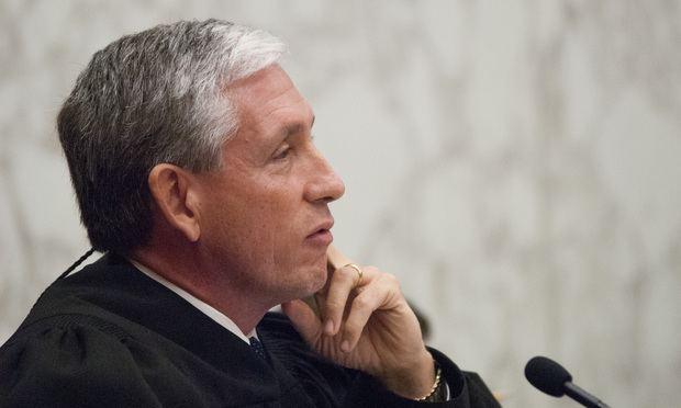 David Nahmias High Court Approves Revised Judicial Ethics Code Daily Report