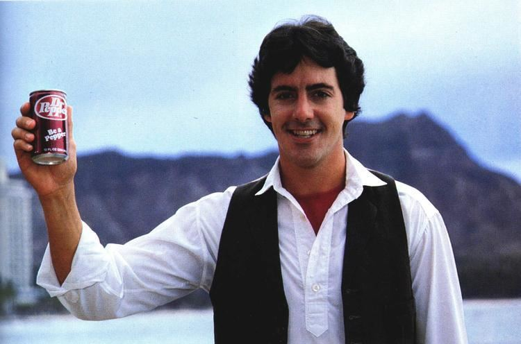 David Naughton The Faces of Dr Pepper David Naughton The Dr Pepper