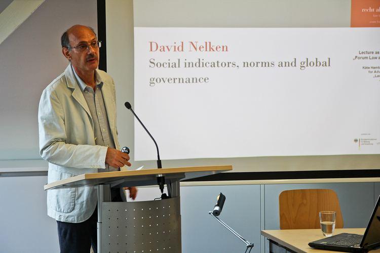 David Nelken David Nelken Macerata Social Indicators as a New Form of Global