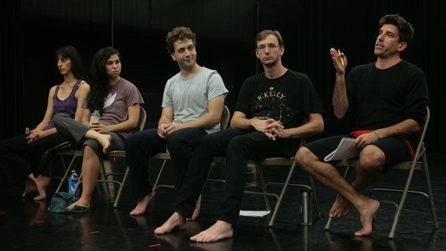 David Neumann David Neumann Maggie Allesee National Center for Choreography