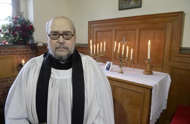 David Newman (priest) Popular parish priest Rev David Newman set to retire after 22 years