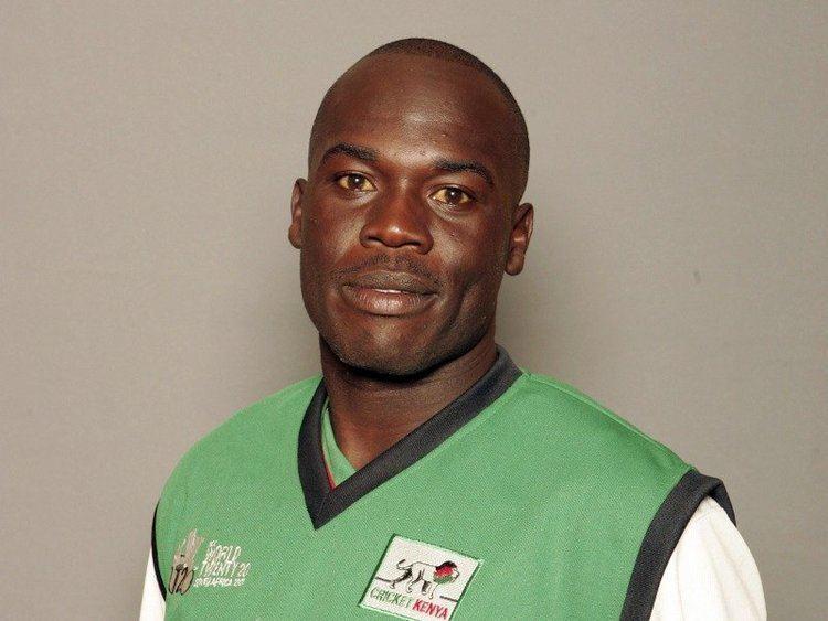 David Obuya (Cricketer)