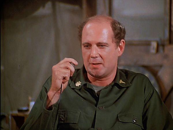 David Ogden Stiers David Ogden Stiersborn October 31 1942 is an American actor