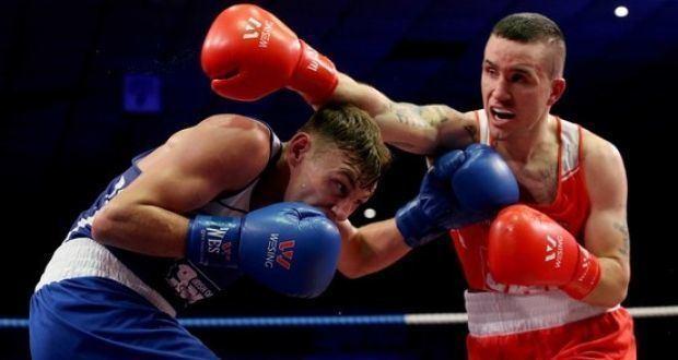 David Oliver Joyce David Oliver Joyce becomes sixth Irish boxer to reach Rio 2016