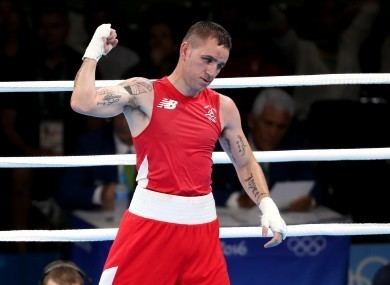 David Oliver Joyce David Oliver Joyce and an Olympic dream 9 years in the making The42
