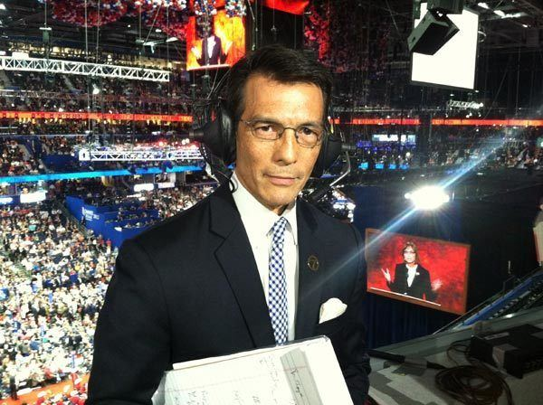 David Ono David Ono reports from the 2012 RNC KABC7 Photos and