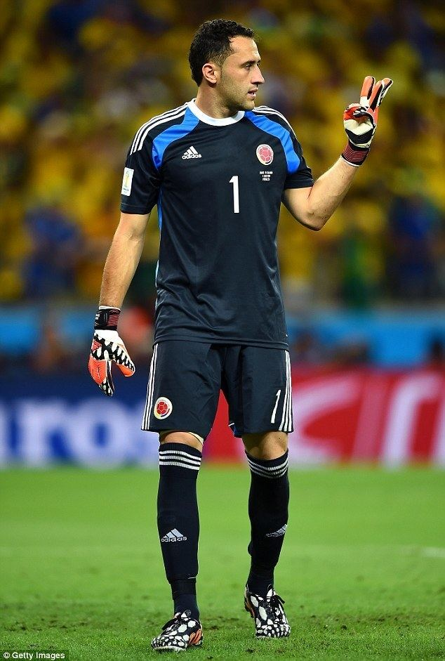 David Ospina Arsenal agree fee with Nice for Colombia goalkeeper David