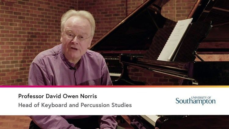 David Owen Norris Agincourt in Music YouTube